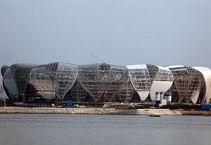 杭州奥体中心-东正钢管案例