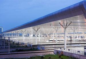 杭州东站-东正钢管案例
