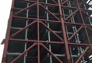 立体车库-东正钢管案例