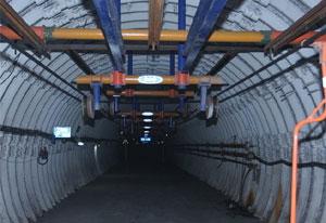 矿井液压支柱-东正钢管案例