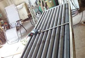 翅片管散热器-东正钢管案例